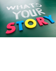 Tell your career story…