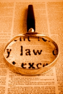 Law magnify in-text