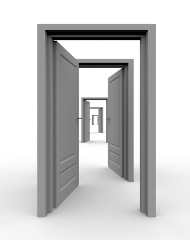 How an open mind and the right attitude can open doors for you.