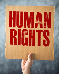How to go about getting a job in Human Rights
