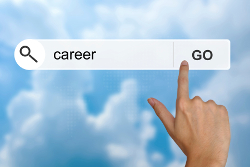 career button on search toolbar
