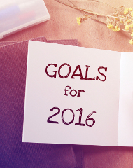 Top tips for your success in2016