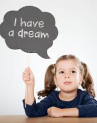 When I grow up I want tobe…