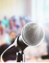 Can't do publicspeaking?