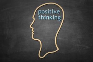 HumandHeadwithPositiveThinking