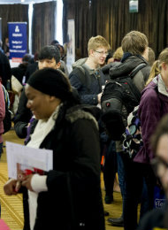 Careers fairs – what are they actually about?