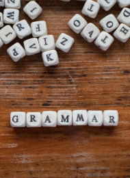 Effective job applications – the importance of grammar