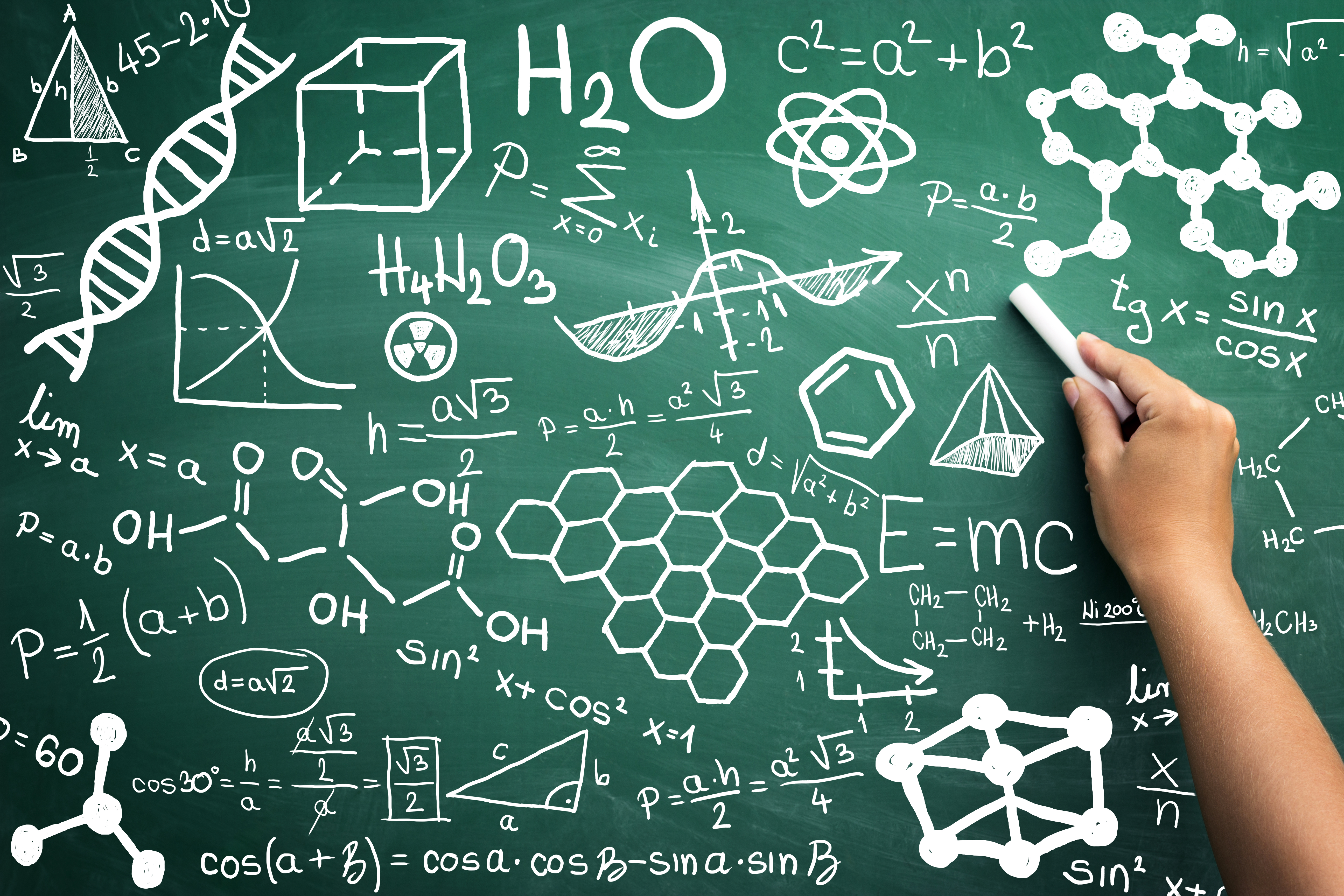 physics scientific formulas degree stream teaching eureka moment method stand progressives finding science careers education blackboard