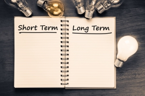 Short term and Long term