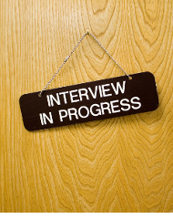 Interviews and how to do well at them at them