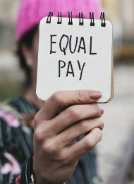 The Gender Pay Gap 2019 – a 21st century scandal.