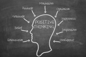 Positive thinking factors