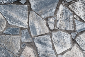 Irregular paving stone texture background.